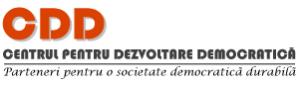 CDD – Centrul Pentru Dezvoltare Democratica